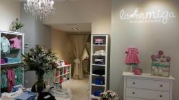 Por qué es bueno franquiciar una tienda de moda infantil La Ormiga