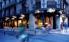 ¿Puedo franquiciar una cafetería panadería La Rollerie?