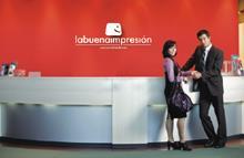 LaBuenaImpresión: consumibles y mas