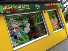 Las Espinacas de Popeye
