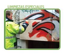 LdS - LIMPIEZA DE SUPERFICIES