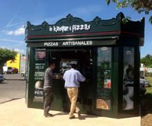 Cuánto cuesta abrir una franquicia de Le Kiosque à Pizzas