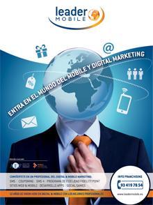 Líderes en marketing móvil