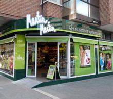Montar una tienda de chucherías espectacular con la franquicia Martín Martín