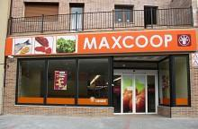 Maxcoop amplía su red de supermercados