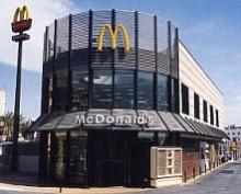Mc Donalds se remodela