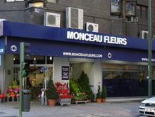 La cadena Monceau Fleurs repite establecimiento en Madrid