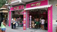 Moopis & Coffee y cómo vender rosquillas en franquicia
