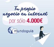 Mundoguía: el acceso fácil a los negocios de Internet