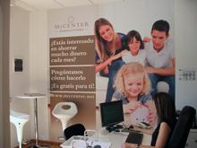 MyCenter conquista Expofranchising