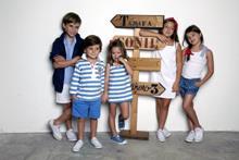 La franquicia Neck & Neck analiza la moda infantil