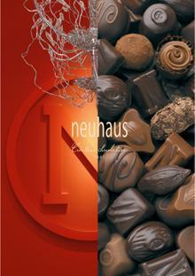La exclusividad,la clave del negocios de las boutiques de bombones de Neuhaus