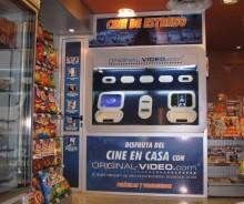 Original Video introduce en el mercado su nueva máquina OVCOM1