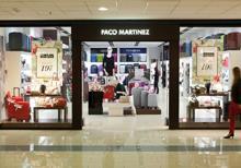 Paco Martínez alterna las tiendas franquiciadas con las propias