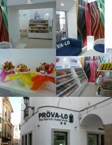 Franquicia por menos dinero una tienda de PRÖVA-LO