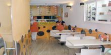 Franquicia un local de comida rápida ¡Original!