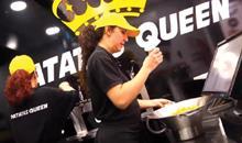 Franquicia en el sector de la restauración con Patatas Queen