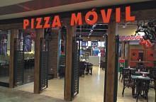 Pizza Móvil se estrena en Avilés