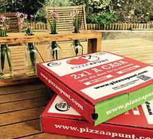 Pizza a punt