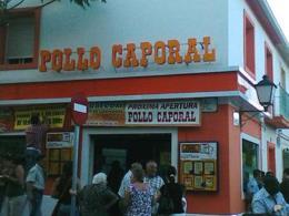 Pollo Caporal
