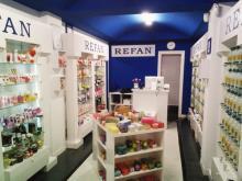Qué se vende en las tiendas de perfumes Refan