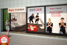 Rapid Fit Well, Studio Center, corner, a domicilio