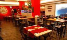 Restaurante café  El Tibet