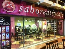 SaboreaTé y Café 'The flavour Shop' presenta su amplia gama de tés verdes