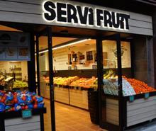 Servifruit, entre las franquicias de alimentación más económicas