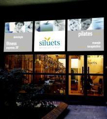 La franquicia Siluets ofrece a la Princesa de Asturias probar los efectos de su Programa Post-parto