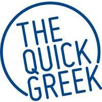 Franquicias THE QUICK GREEK  Restaurante griego