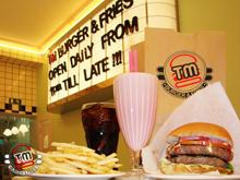 TM BURGER & FRIES