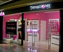 Tentaciones Shop
