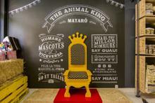¿Te atrae el sector de las mascotas? ¡The Animal King es tu franquicia!