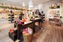 The Body Shop aumenta un 1,38% el beneficio anual y consolida su presencia en el extranjero