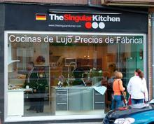 Conduce un Ferrari con The Singular Kitchen