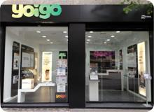 Cómo reduce su riesgo comercial la franquicia Tiendas Yoigo de Bymovil