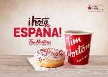 La franquicia Tim Hortons revoluciona el mercado español