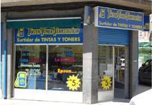 Tinter-Toner-Tankstation