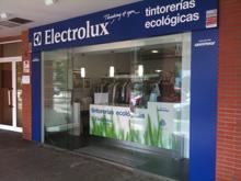 Tintorerías Electrolux ultima generación