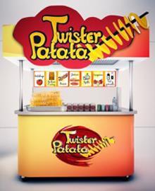 Twister Patata, la original franquicia de snacks para hostelería