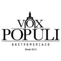 Franquicias Franquicias Vox Populi Gastromercado  Restaurantes
