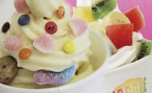 YOOGLERS FROZEN YOGURT