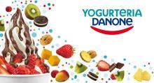 Yogurtería Danone