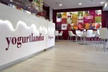 """La franquicia Yogurtlandia presenta su formato """"corner"""" para espacios pequeños"""