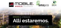 La franquicia SMS PRO, en el Mobile World Congress