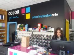 Color Plus te invita a visitar sus franquicias