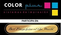 El Best Franchise World señala a Color Plus