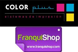 Color Plus, en Franquishop Barcelona