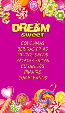 Dream Sweet, el concepto dulce de la franquicia Dream Store